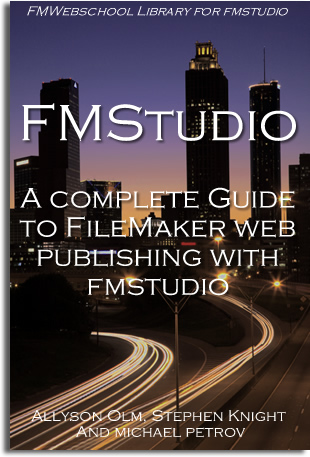 FileMaker Web Publishing Book